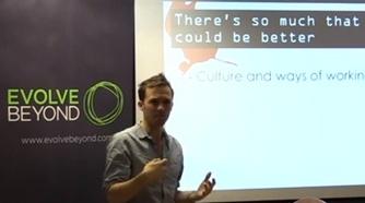 Danny Hearn - John Lewis Hackathon video clip